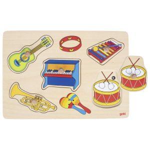 puzzle musical