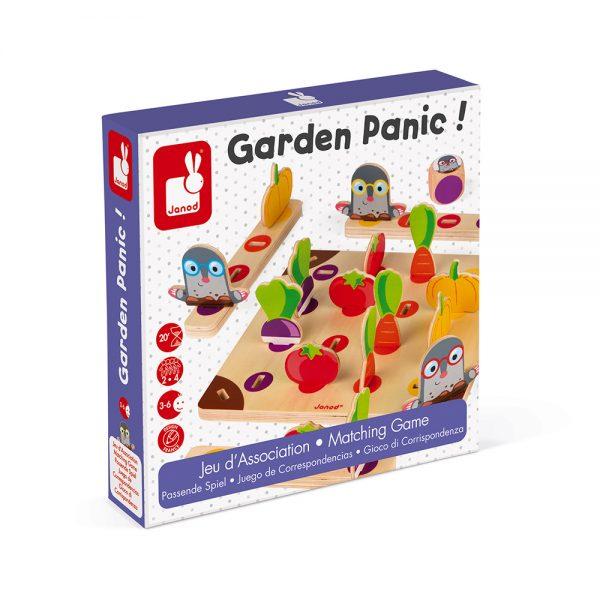 GARDEN PANIC ! - janod