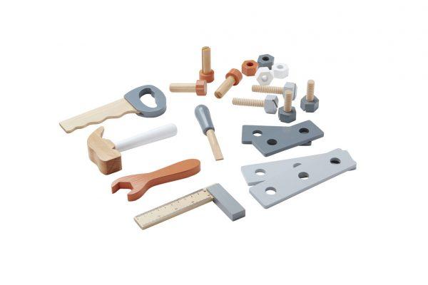 Boite à outils bois