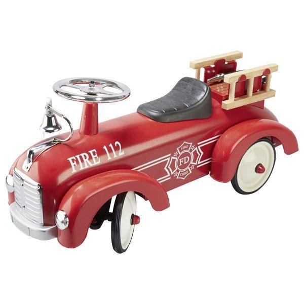 voiture porteur pompier