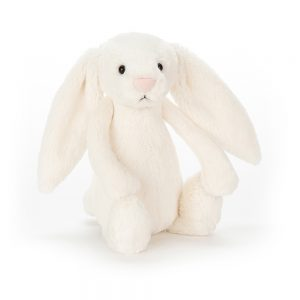 Bashful cream bunny jellycat