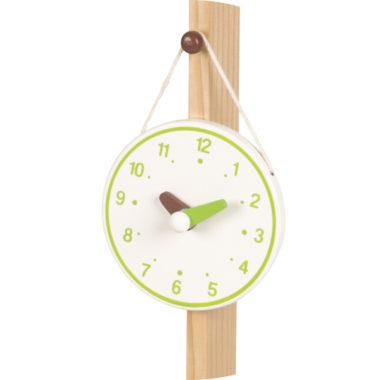 horloge de la marchande