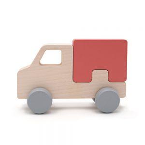 Camion puzzle