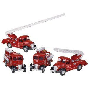 camion de pompiera