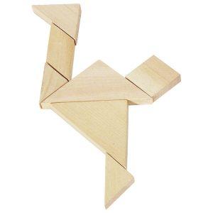 casse tête tangram