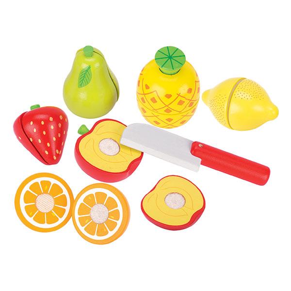 Fruit à découper