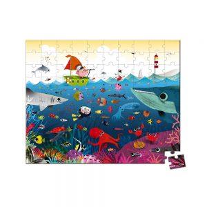 puzzle sous marin