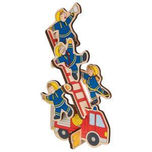 puzzle pompier