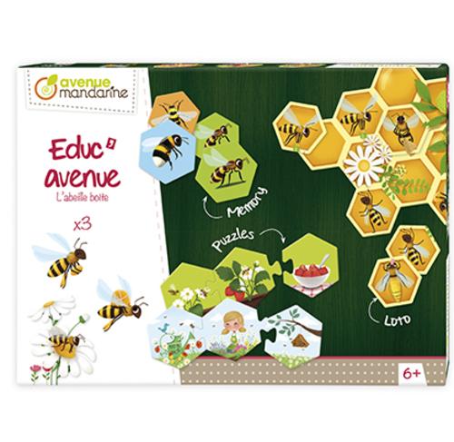 educ avenue abeilles