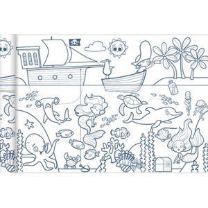 graffy roll monde sous marin