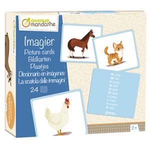 imagier animaux