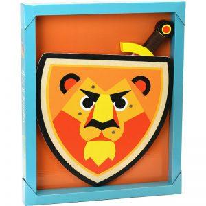 set-bouclier-et-p-e-lion