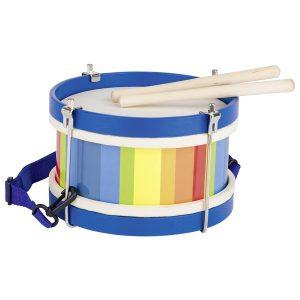 tambour colore