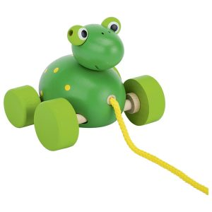 grenouille a tirer