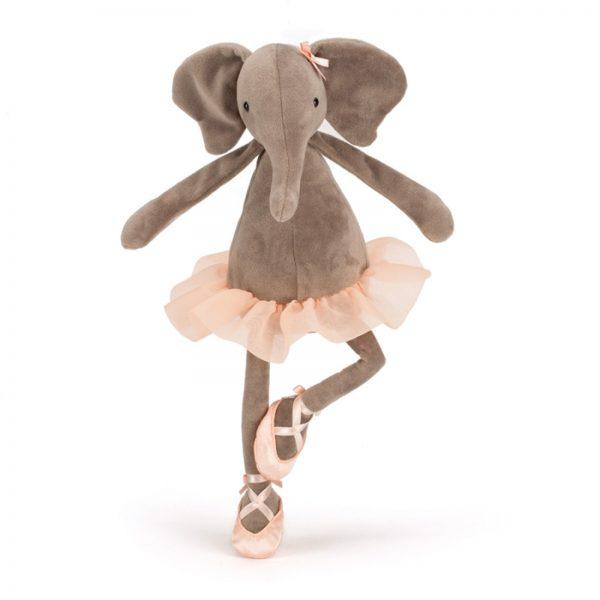 Darcy dancing Jellycat