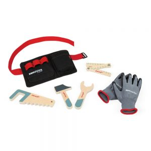 ceinture-de-bricolage-outils-avec-gants