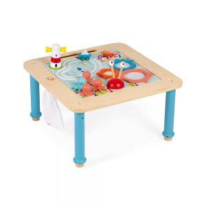 table-d-activites-evolutive